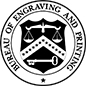 Bureau of Engraving and Printing logo